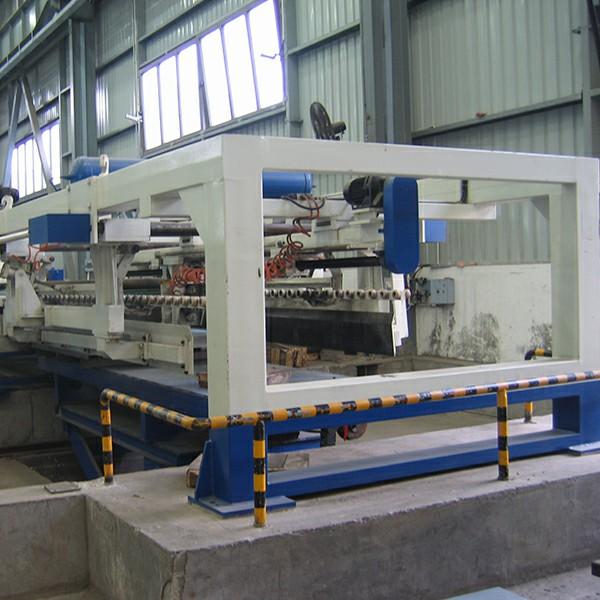 QKJ系列整平横切生产线